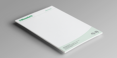LETTERHEAD (SINGLE COLOR)