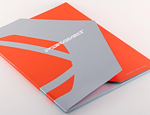 tri fold folder